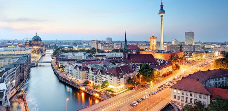 ברלין. צילום:Shutterstock/ א.ס.א.פ קרייטיב