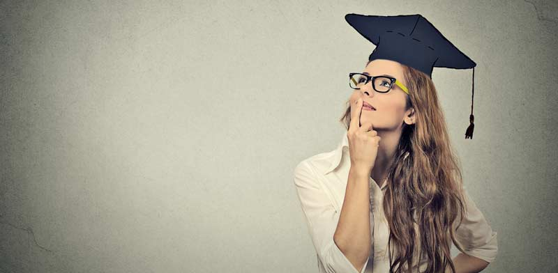 השכלה גבוהה / צילום:Shutterstock/ א.ס.א.פ קרייטיב