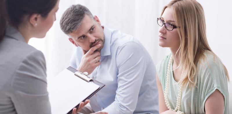 יישוב סכסוך בגירושין. ההליך אינו כוחני ומתנהל ברוח טובה / צילום:Shutterstock/ א.ס.א.פ קרייטיב