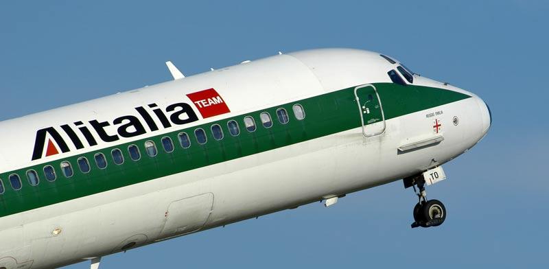 אליטליה, חברת תעופה, תעופה אזרחית, איטליה / צלם:shutterstock