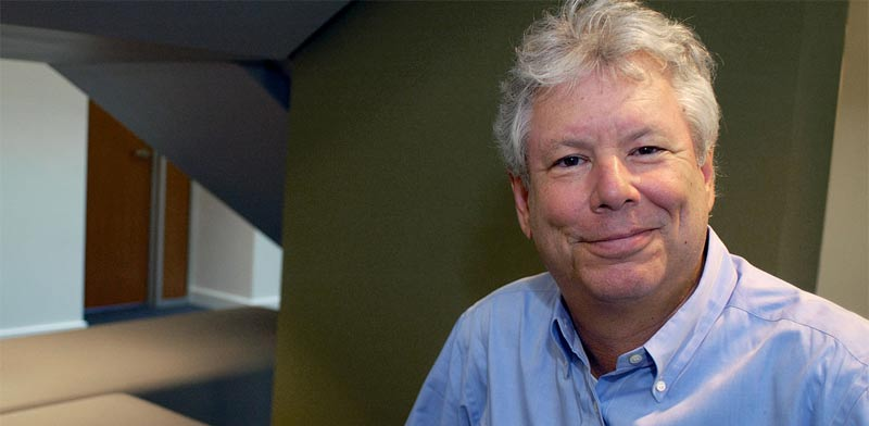 ריצ`רד תיילר זוכה פרס נובל לכלכלה/ צילום: רויטרס