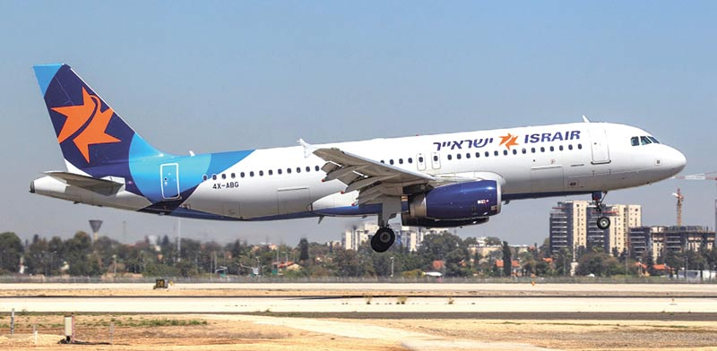 Israir Photo: Moni Shapir