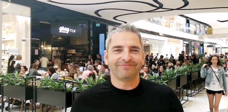 """מנור גינדי, מנכ""""ל גינדי השקעות, בסרטון שהעלה כדי להפריך את הטענות / צילום מסך"""