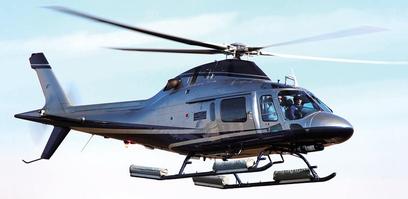 Leonardo helicopter Photo: Company website