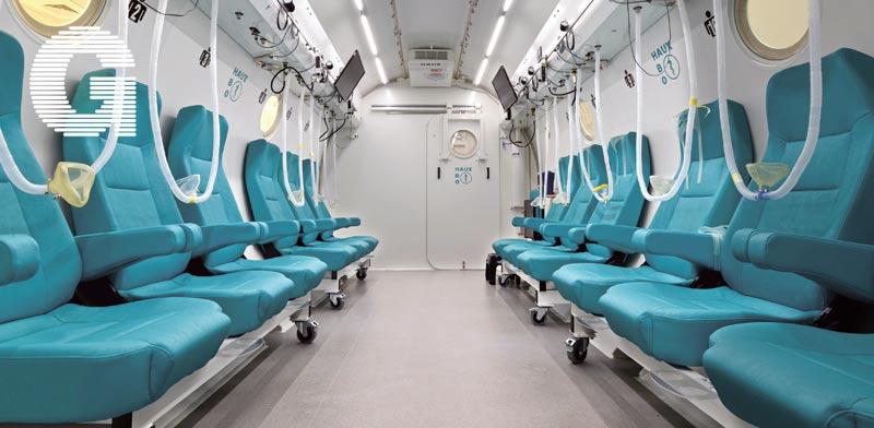 תא לחץ / צילום: דוברות אסף הרופא