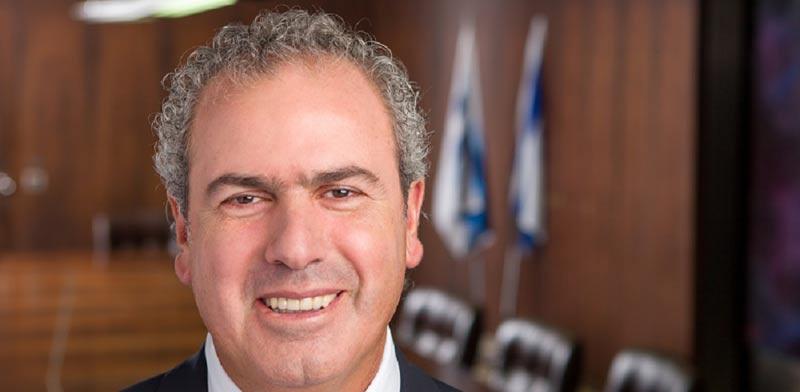 נשיא הבורסה ליהלומים, יורם דבש / צילום: גיל לביא