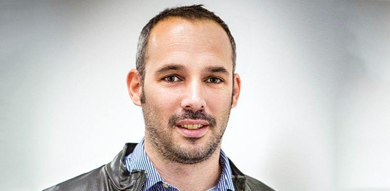 """יאיר טרצ'יצקי, יו""""ר ארגון העיתונאים / צילום: שלומי יוסף"""
