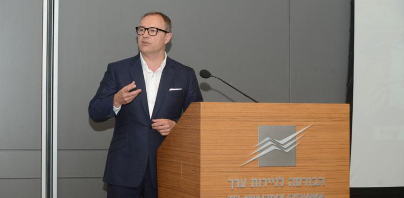 "אנדריאס פיביג, מנכ""ל IFF / צילום: איל יצהר"