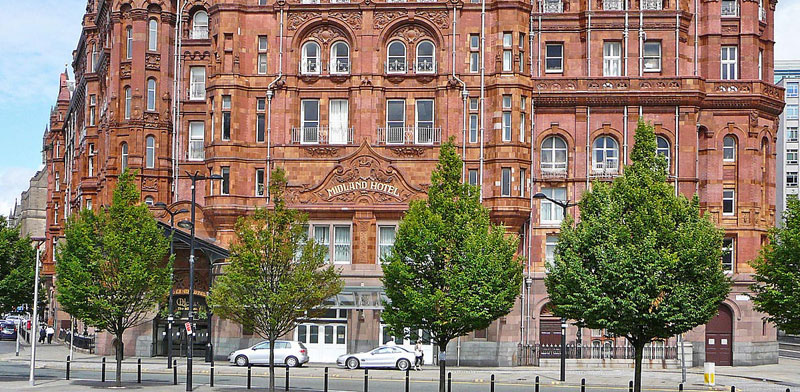 Manchester's Midland hotel