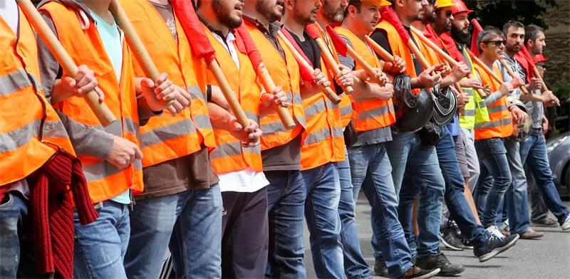 מאבק עובדים/ צילום: שאטרסטוק