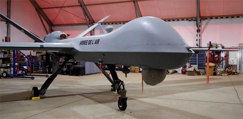 ריפר MQ-9 של ג'נרל אטומיקס / צילום: רויטרס