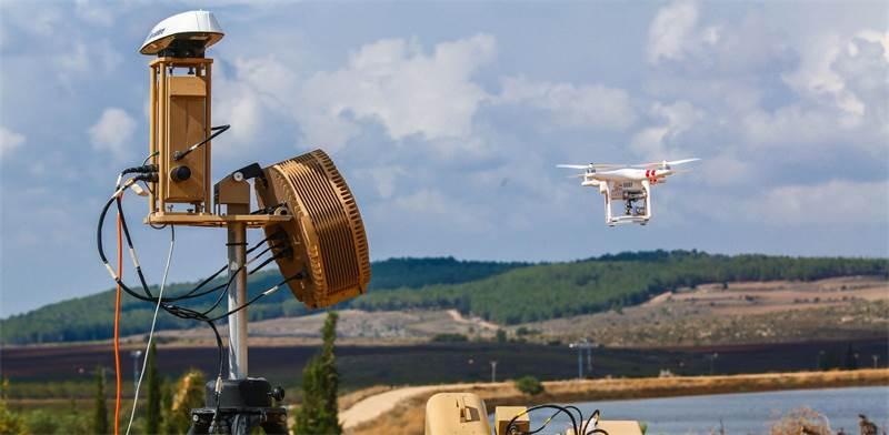 Anti-drone system Photo: Rafael