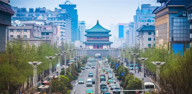 רכבים בסין / שאטרסטוק