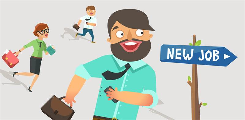 חיפוש עבודה / איור: Shutterstock