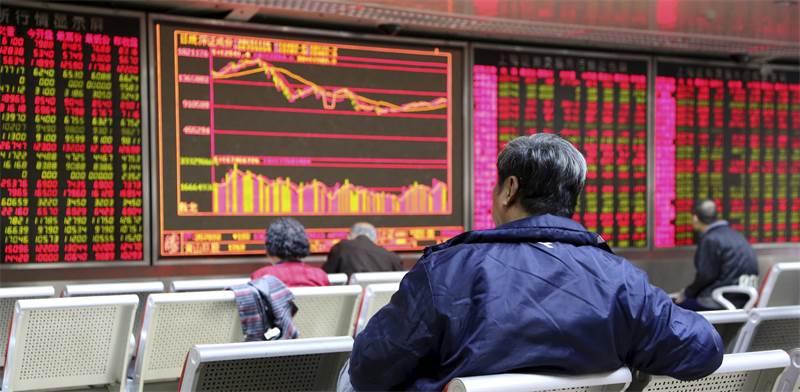משקיעים בשוק המניות בסין / צילום: רויטרס