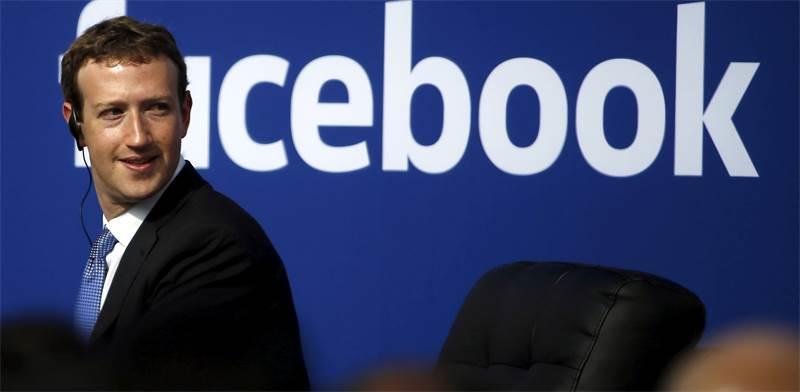 """מנכ""""ל ומייסד פייסבוק, מארק צוקרברג / רויטרס"""