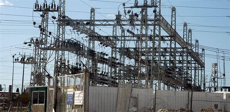 מתקן של חברת החשמל / צילום: תמר מצפי