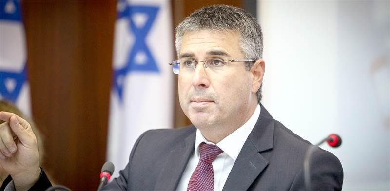 מנהל רשות המסים לשעבר, משה אשר / צילום: שלומי יוסף