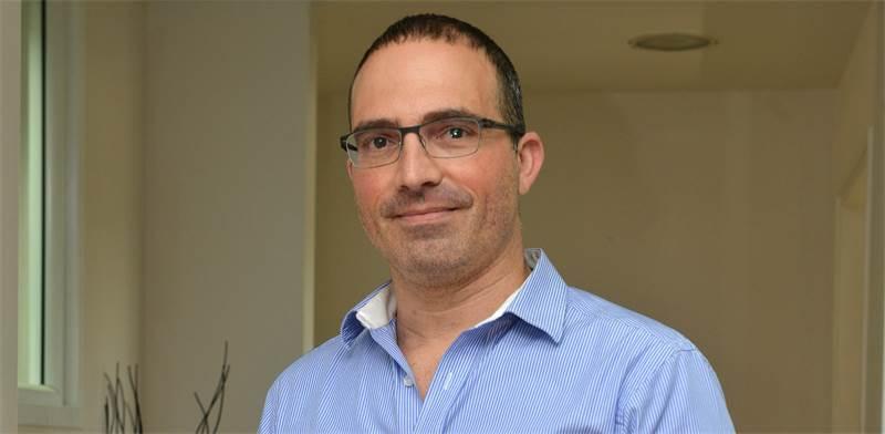 """איתי מרוז, מנכ""""ל וויטסמוק / צילום: תמר מצפי"""