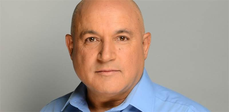 יורם כהן, עורך החדשות הראשי של ערוץ 20 / צילום: דוד וינוקור