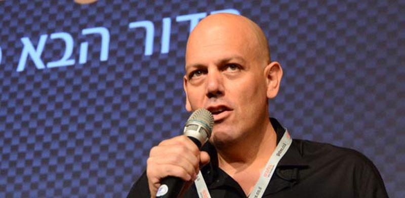 """יגאל ברקת, מנכ""""ל יהושע TBWA / צילום: איל יצהר"""