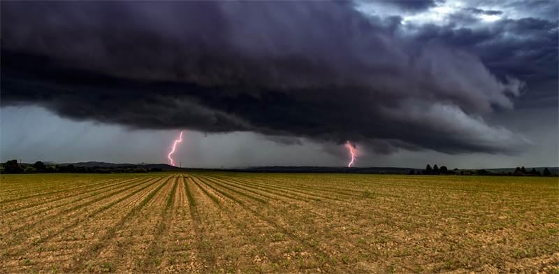 שדה חקלאי / צילום: שאטרסטוק