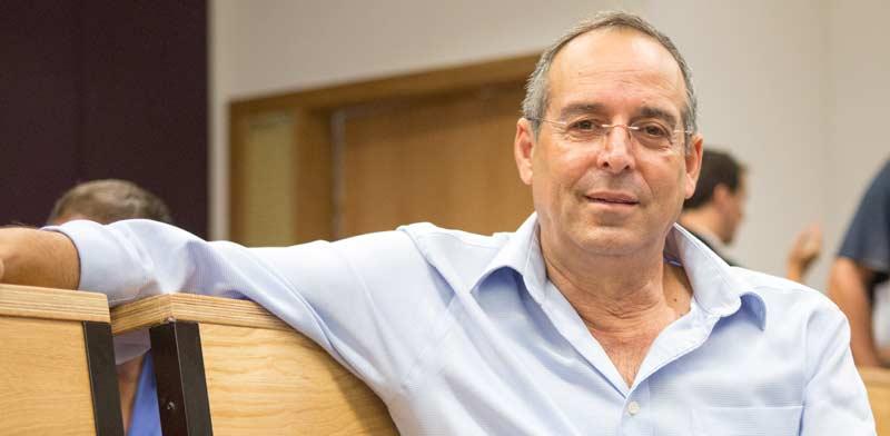 ראש עיריית רמת השרון לשעבר, איציק רוכברגר / צילום: שלומי יוסף