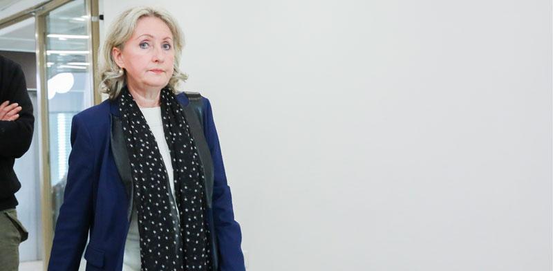 """אירנה וולדברג / צילום: יח""""צ"""