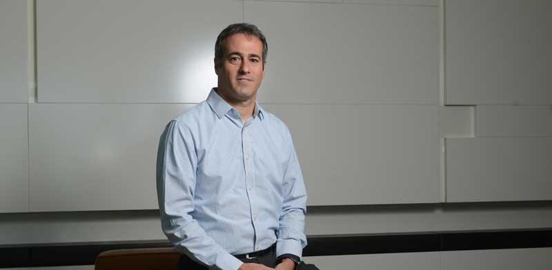 """דורון אברבוך, מנכ""""ל קרדיט סוויס ישראל / צילום: איל יצהר"""