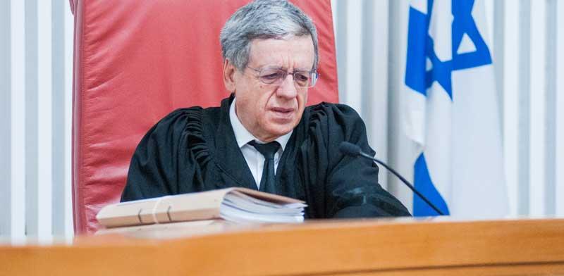 השופט מני מזוז / צילום: רפי קוץ