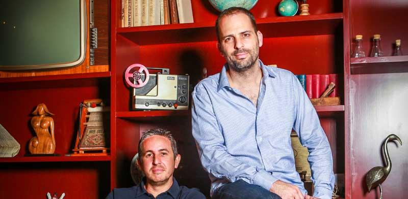 יותם אלרואי ודן זכאי/ צילום: שלומי יוסף
