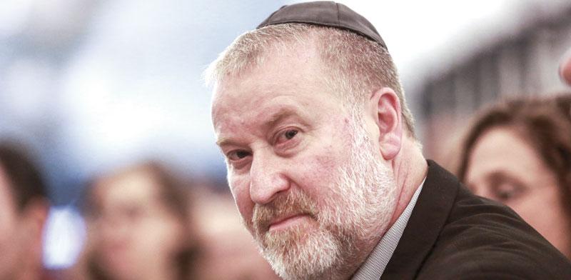 """ד""""ר אביחי מנדלבליט / צילום: שלומי יוסף"""
