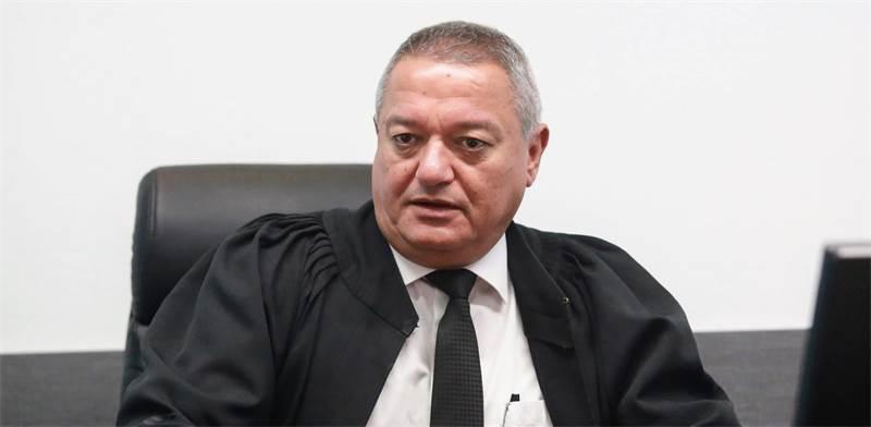 השופט חאלד כבוב / צילום: שלומי יוסף