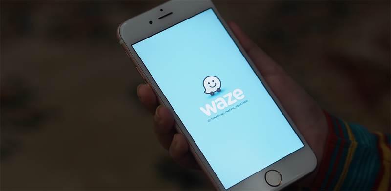"""אפליקציית """"וויז"""" / צילום: שאטרסטוק"""