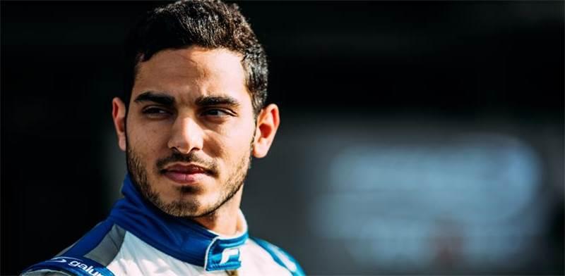 רוי ניסני / צילום: Malcom Griffiths/FIA Formula 2