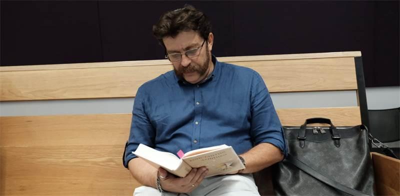 דאוד גודובסקי ממתין לגזר הדין היום בבית המשפט / שלומי יוסף