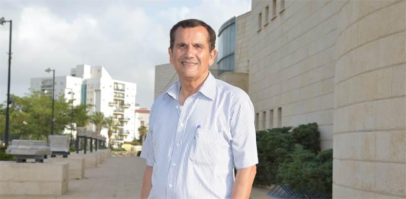 יעקב אדרי - ראש עירית אור עקיבא / תמר מצפי