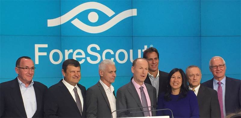 ForeScout Photo: PR