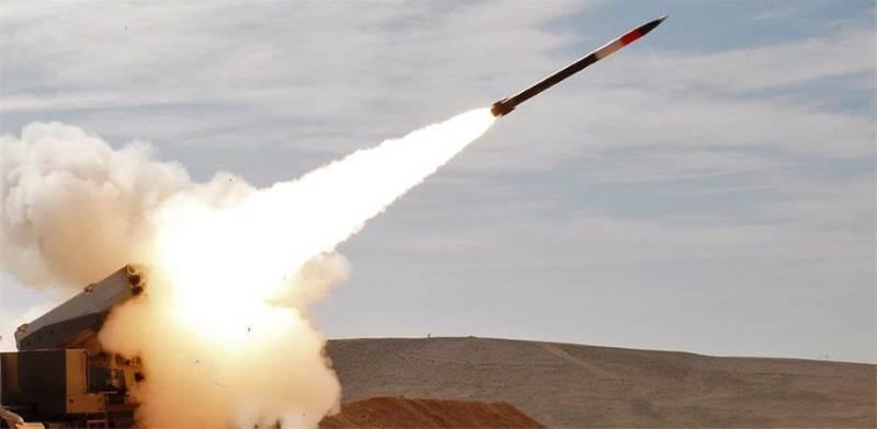 IMI rocket  photo: PR