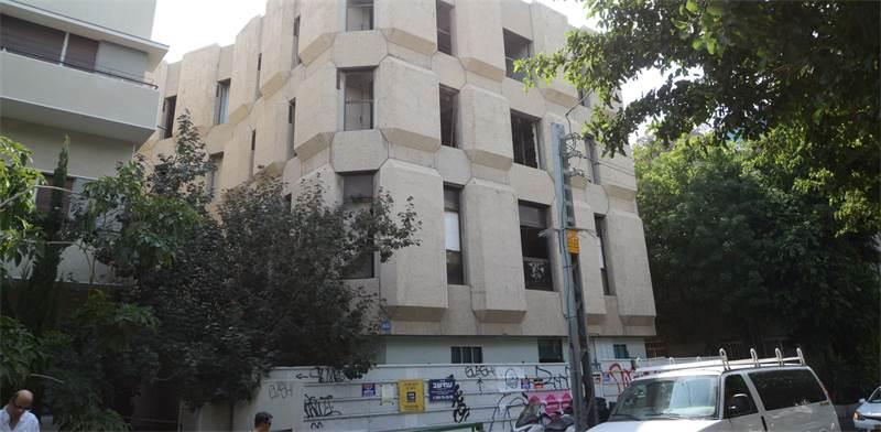 רוטשילד 80 בתל-אביב \ צילום: איל יצהר