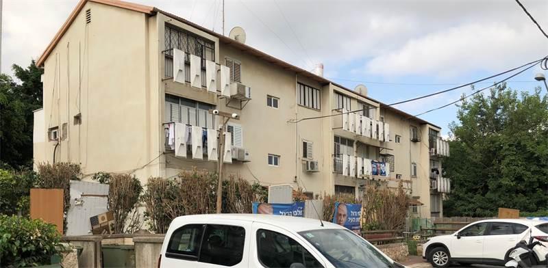 בניין ברחוב יהושפט 2 רמת-גן / צילום: עמידר החדשה