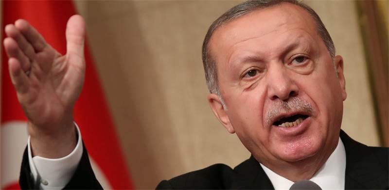 נשיא טורקיה ארדואן / צילום: רויטרס