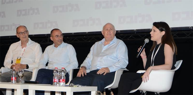 נעמה סיקולר, איציק אברכהן, גונן איסישקין, גבי רוטר / צילום: איל יצהר