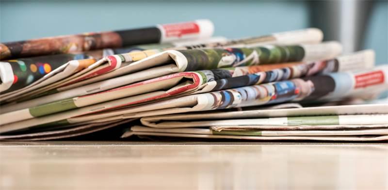 עיתונים / צילום: שאטרסטוק