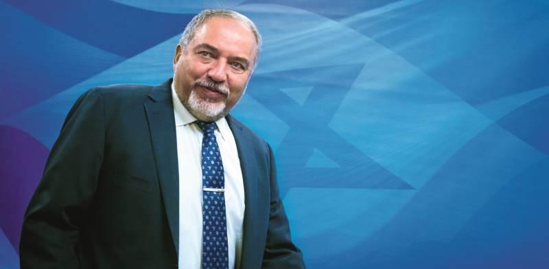 """יו""""ר ישראל ביתנו, אביגדור ליברמן / צילום: הדס פרוש פלאש 90"""