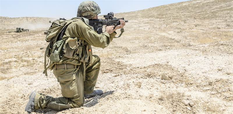 IDF soldier Photo: Shutterstock