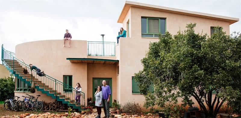 בית בגליל בתכנון כפיר וקס אדריכלים / צילום: אבישג שאר ישוב