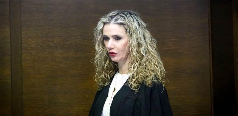 השופטת רונית פוזננסקי-כץ / צילום: שלומי יוסף