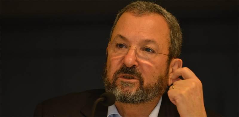 Ehud Barak Photo: Tamar Matsafi