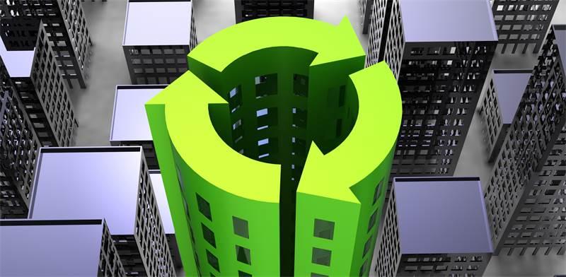 בנייה ירוקה / שאטרסטוק